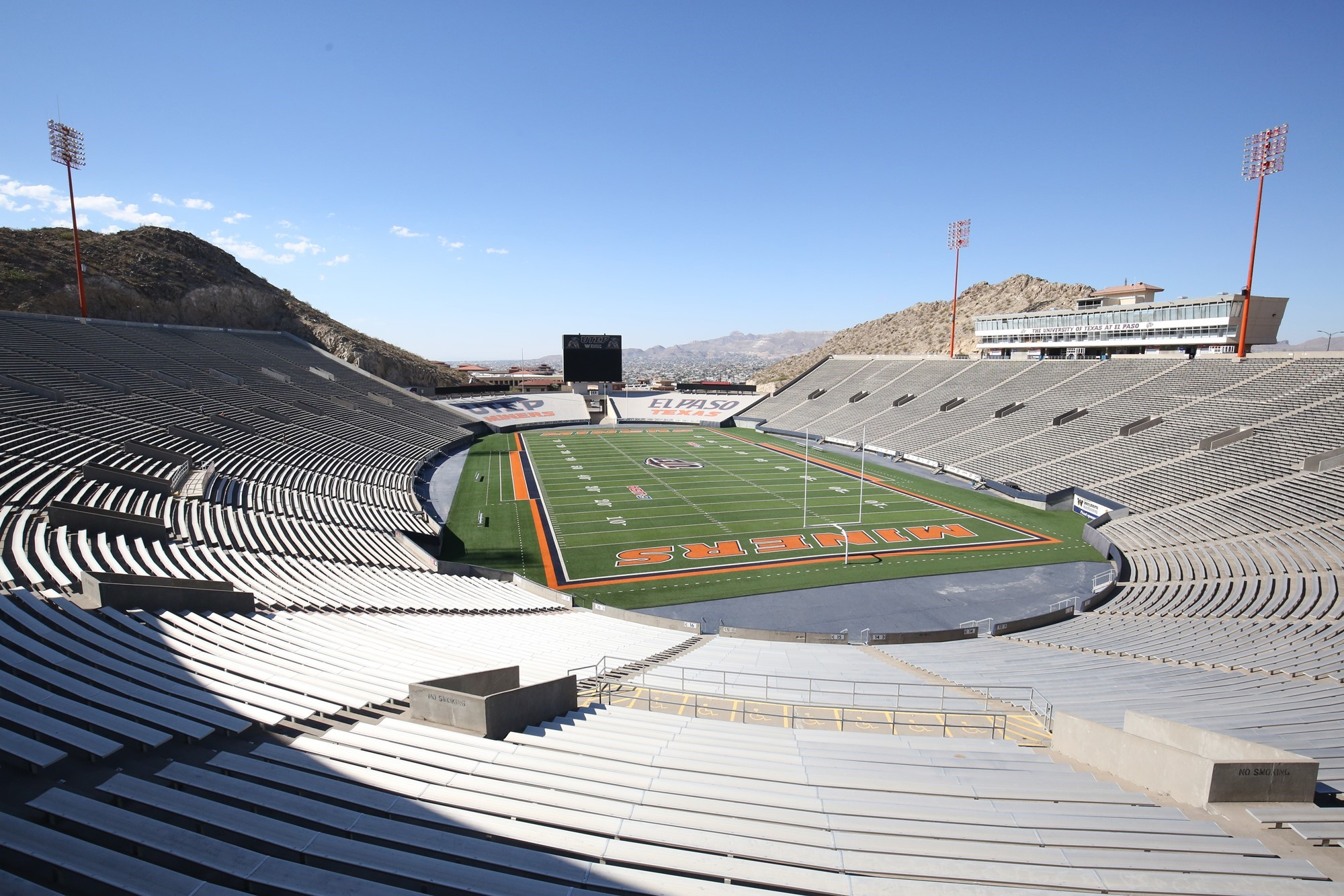 Sun Bowl - Facilities - The University of Texas at El Paso Athletics