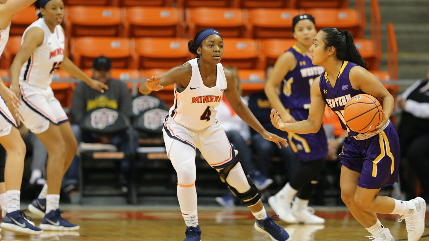 UTEP Women's Basketball Notes / Game One / Alcorn State - The