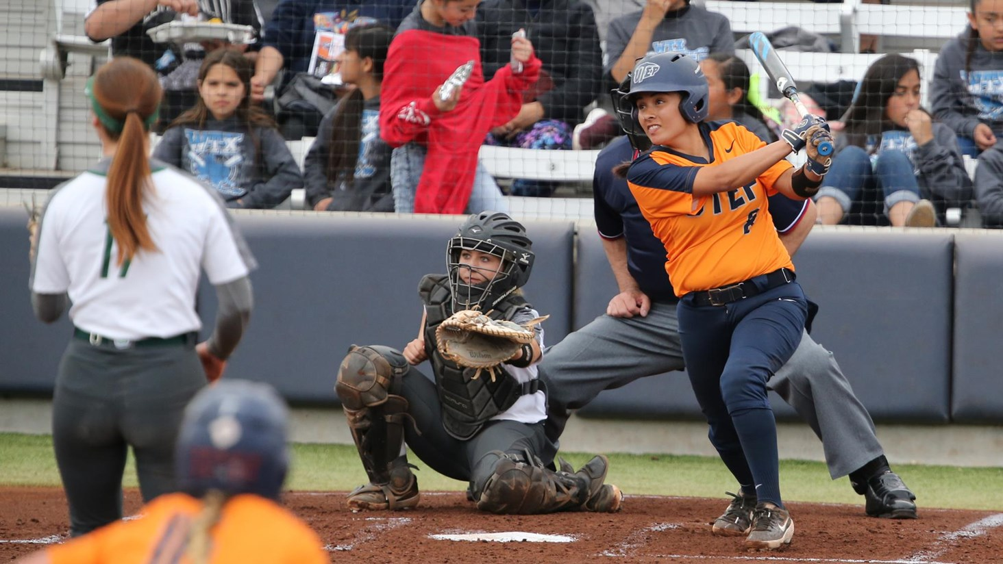 UTEP Softball Takes on Southern Miss in C-USA Matchup - The