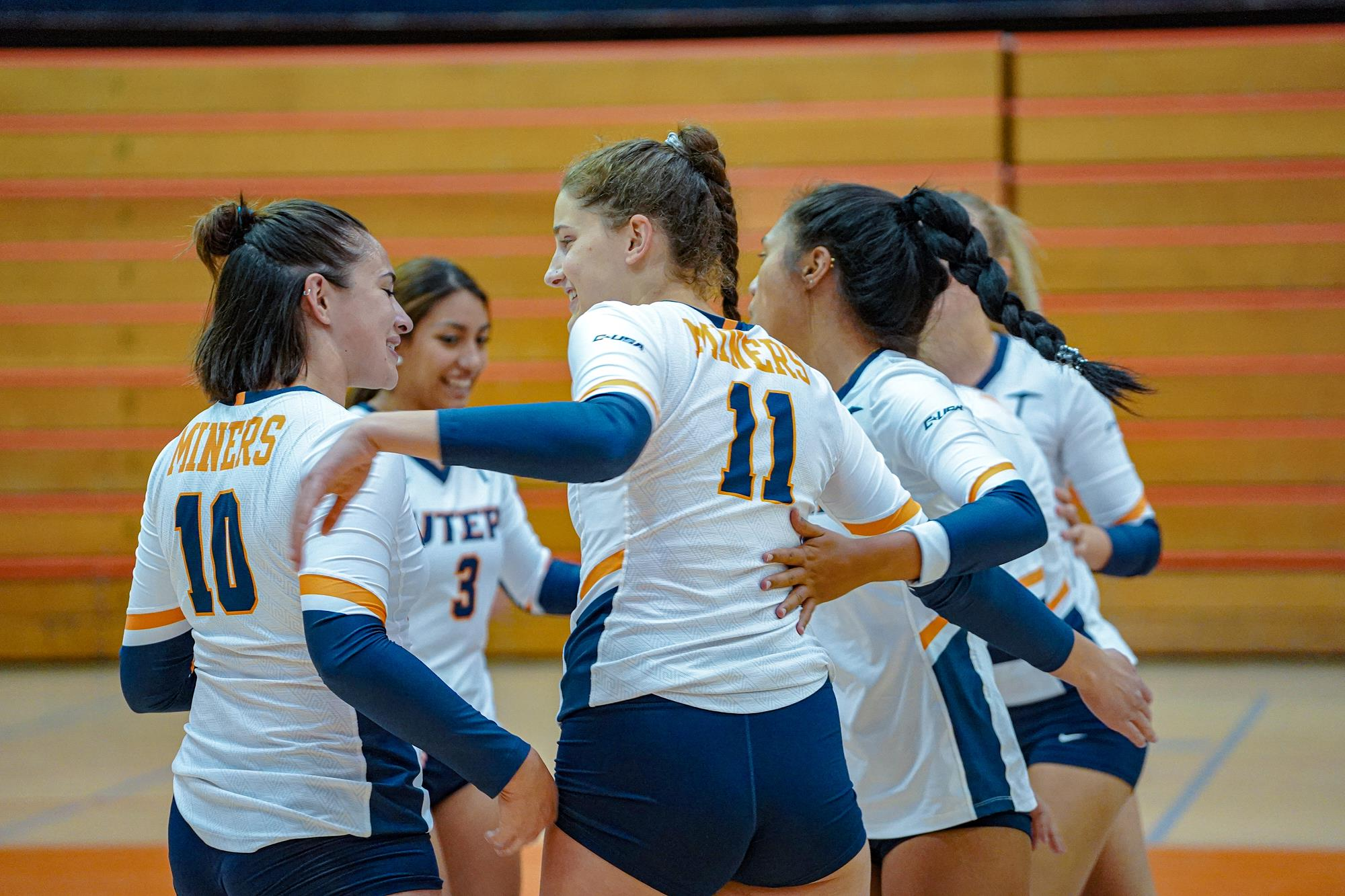 Ten UTEP Volleyball Camps Coming This Summer - The University of